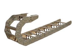 TL80型钢制拖链